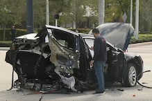 Miraculous Escape for Tesla Model X Driver as Electric SUV Splits into Half After Crash with Nissan GT-R [Video]