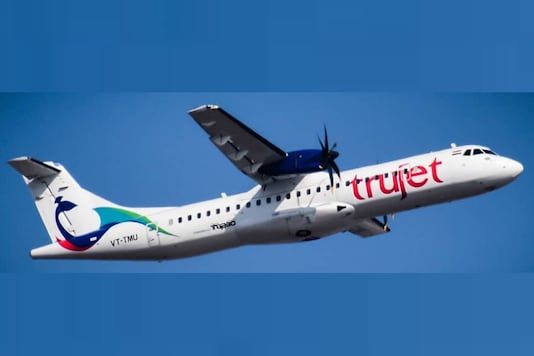 Trujet Airline,s. (Image source: TruJet)