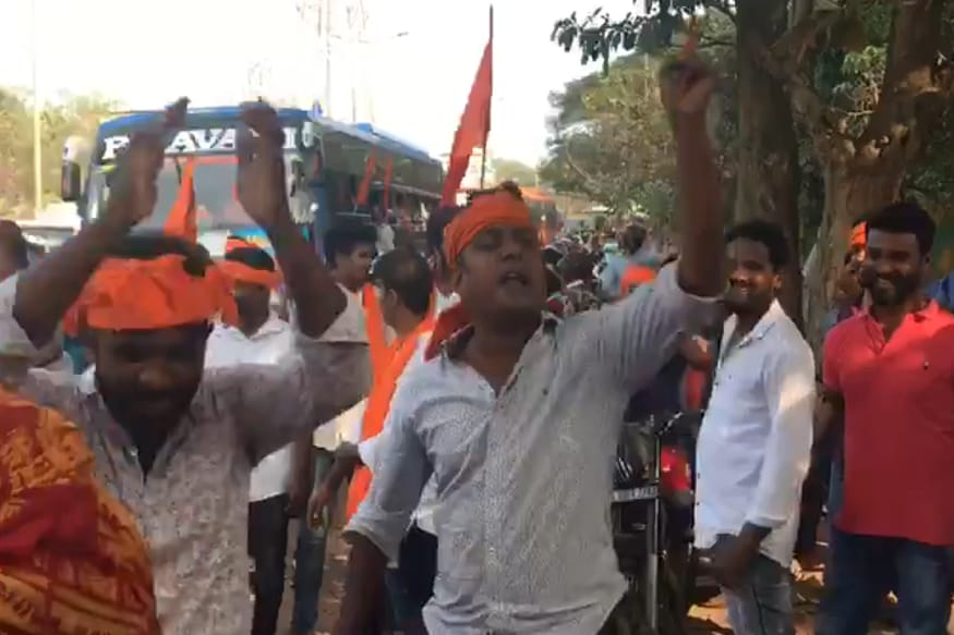 BJP Workers at Pro-CAA Rally in Mangaluru Threaten to 'Behead' Cong MLA, He Says Not Keen on Action