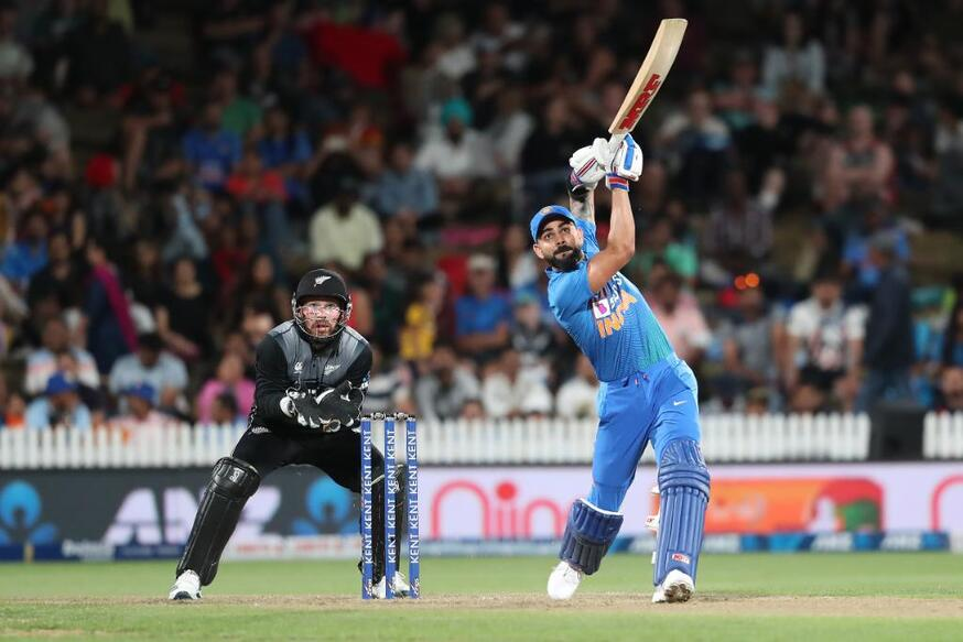 In Pics, India Beat New Zealand in Super Over Thriller