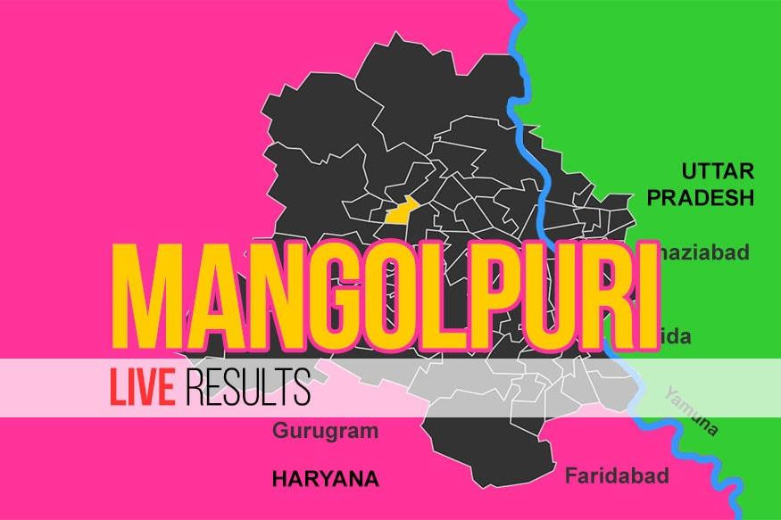Mangolpuri Election Result 2020 Live Updates: Rakhi Birla Of AAP Wins