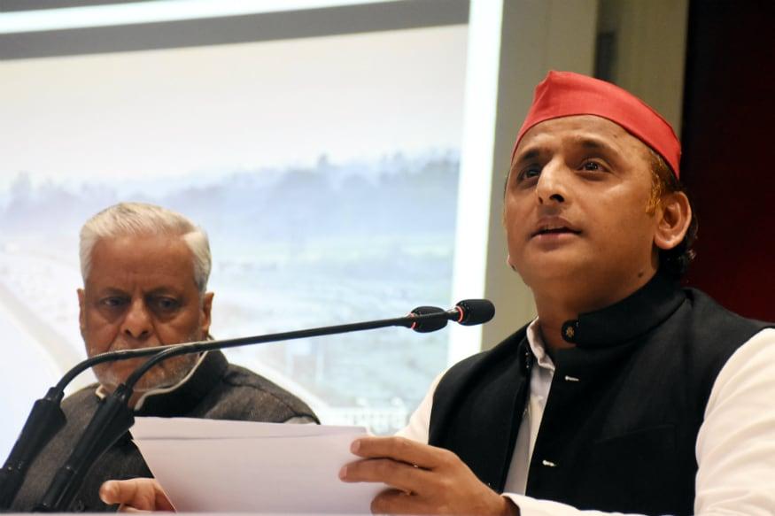 Opposition Slams Yogi Govt over Budget, SP Chief Akhilesh Yadav Dubs it Historic