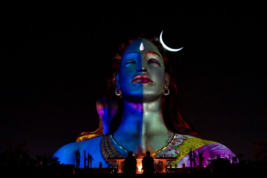Maha Shivratri 2020 Celebrations At Isha Yoga Center Photogallery