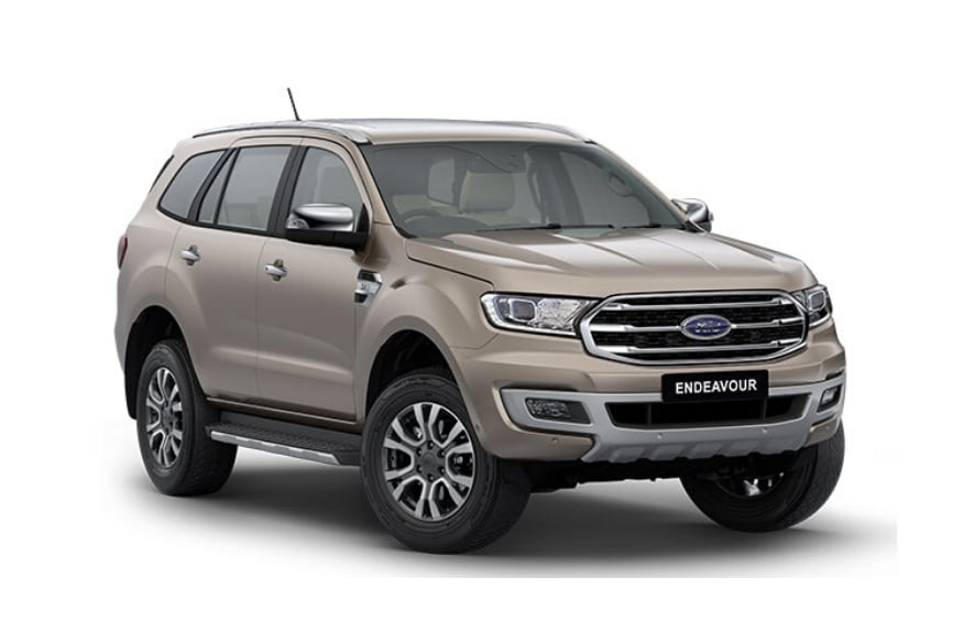 2020 Ford Endeavour BS-VI Launched in India Starting From Rs 29.55 Lakh