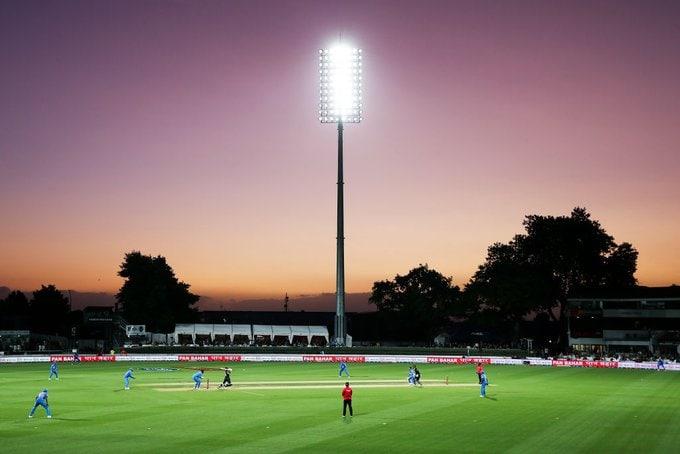 In Pics: New Zealand Take 1-0 ODI Series Lead at Hamilton