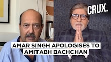 Caught in 'life  and death', Amar Singh apologises to Amitabh Bachchan