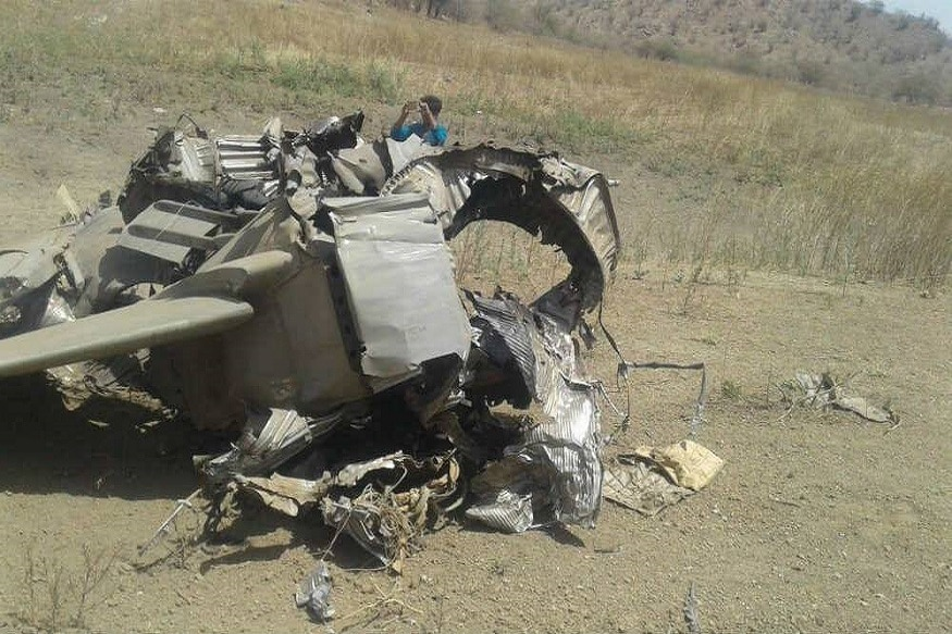 IAF Pilot Killed, NCC Cadet Injured After Trainer Aircraft Crashes in Patiala's Cantonment Area