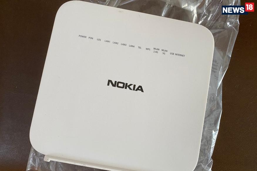 The Airtel Xstream Fiber Broadband is