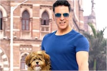 Akshay Kumar Poses in Style with Adorable Pups for Calendar Shoot with Dabboo Ratnani