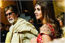 Shweta Bachchan's One-word Caption for Dad Amitabh Bachchan is All things Special