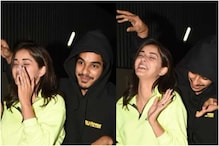 Ishaan Khatter Trying to Spook Ananya Panday at Bhoot Screening is Too Adorable to Miss