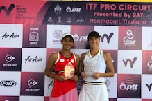 Ankita Raina Wins Nonthaburi ITF Doubles Title Again