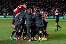 Iker Muniain's Sole Goal Gives Athletic Bilbao Edge in Copa del Rey Semi-finals