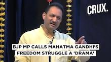 BJP MP Anantkumar Hegde Calls Gandhi's Freedom Struggle a 'Staged Drama'
