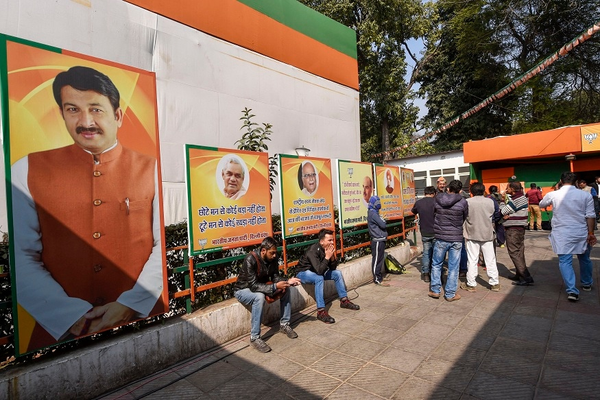 Ailed by Central Interference and Lacking in Grounded Leaders, Delhi BJP Needs to Resuscitate