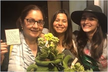 Alia and Shaheen Celebrate Sister Pooja Bhatt's Birthday, See Pic