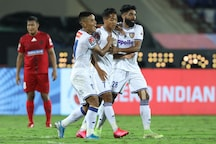 ISL 2019-20: Chennaiyin FC Face FC Goa in Semis After They Draw With NorthEast United in Last League Stage Game