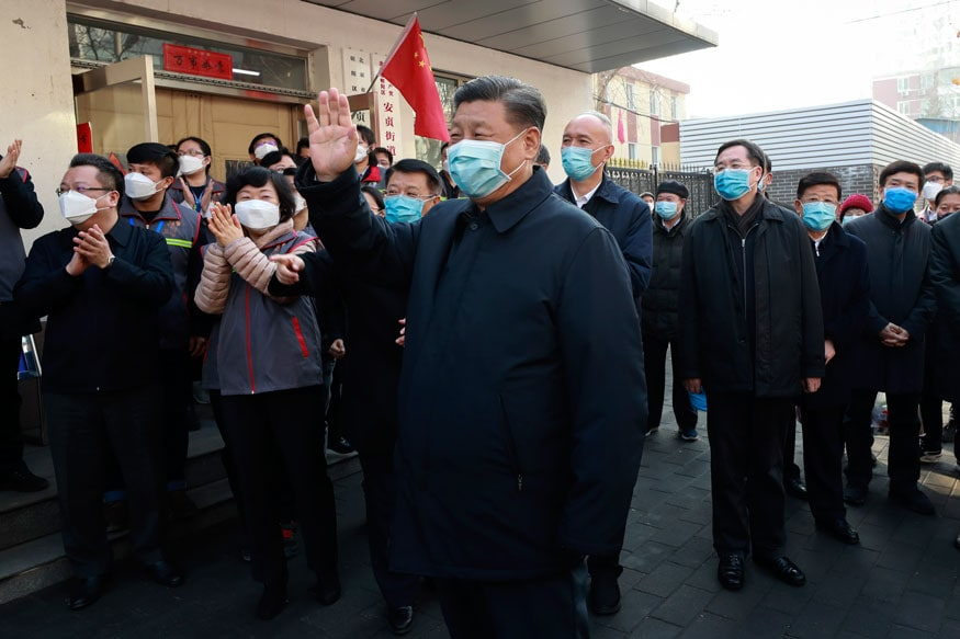 In Pushing New Account of Events, China Ends Up Revealing Xi Knew About Coronavirus Much Earlier