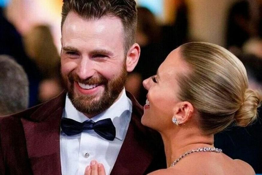 Scarlett Johansson, Chris Evans in Little Shop of Horrors?