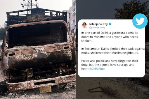 How These Hindus and Muslims in Delhi Are Waging a United Battle Against Violence