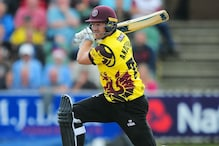 Corey Anderson Re-signs With Somerset for T20 Blast
