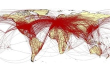 This Scary Map Shows How Coronavirus May Be Spreading Globally Through Wuhan Travellers