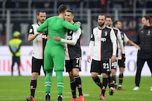Coppa Italia: Cristiano Ronaldo's Late Penalty Helps Juventus Draw AC Milan in First-leg Semis