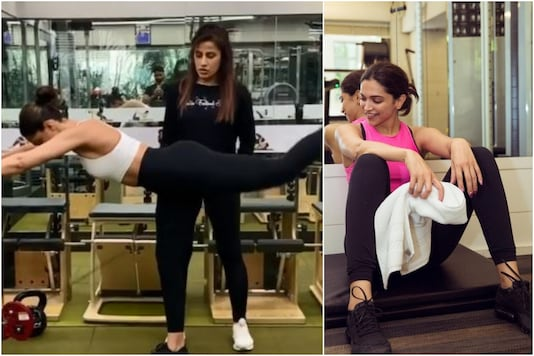 Deepika Padukone Gives Major Fitness Goals in Her New Workout Video, Watch Here
