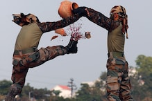 Defense Expo 2020: Army Soldiers Showcase Combat Skills