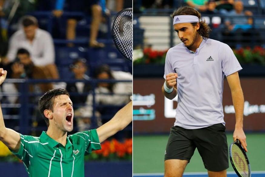 Dubai Championships: Novak Djokovic Battles Past Gael Monfils to Set Up Final vs Stefanos Tsitsipas