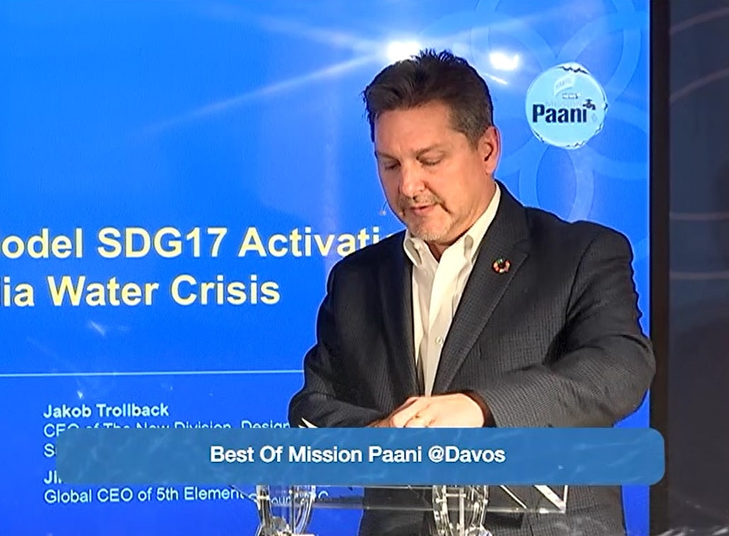 Best of Mission Paani At Davos Part 2