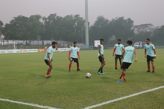East Bengal (Photo Credit: AIFF Media)