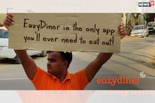 EazyDiner is Trending With #dudewithasign on Twitter: So, What Does it Really Offer?