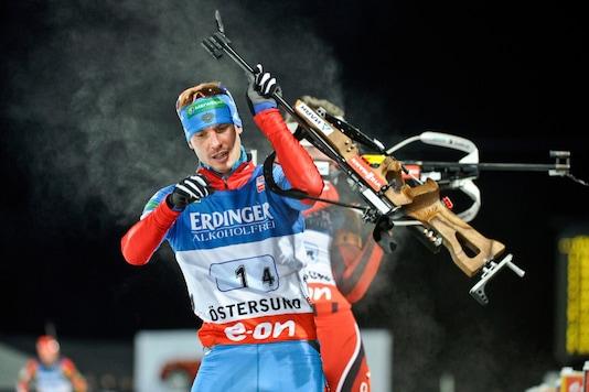File photo of Evgeny Ustyugov. (Photo Credit: Reuters)
