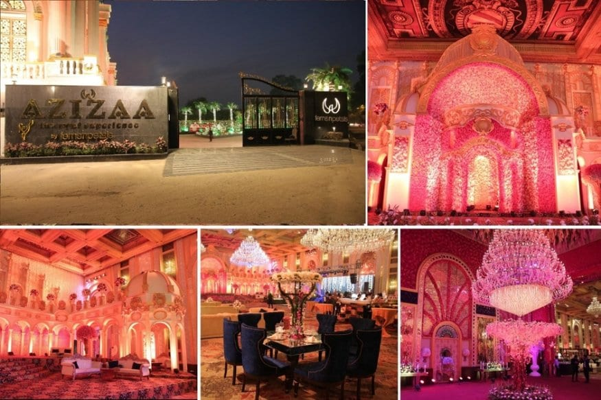 FNP Gardens Goes Strong With Its 11th Wedding Venue In Delhi NCR- Azizaa By Ferns N Petals