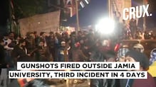 Jamia Firing: Gunshots Fired Outside Delhi's Jamia Millia Islamia, Third Firing Incident in 4 Days