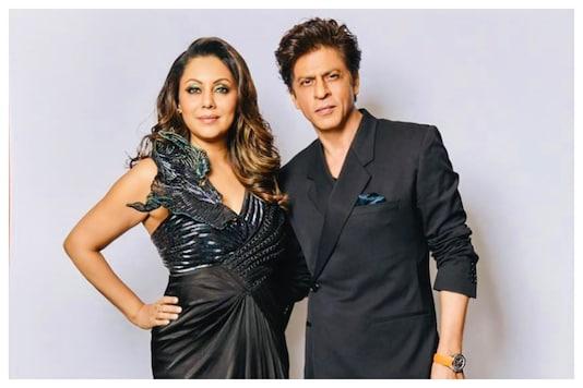 Gauri Khan Has an Alternate Career Choice Option For Husband Shah Rukh Khan