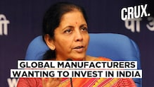 Nirmala Sitharaman Assures India Inc Of No Disruption Due To Coronavirus Outbreak