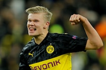 Teenager Erling Haaland Creates Champions League History, Eclipses PSG Stars