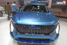 Auto Expo 2020: Haval Concept H Premium SUV Detailed Image Gallery