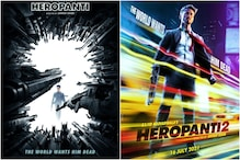Fans Don't Miss John Wick as Tiger Shroff-starrer Heropanti 2 First Look Poster is Out