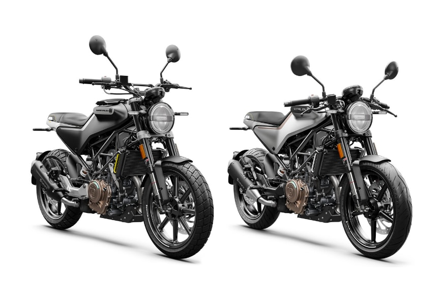 Husqvarna Svartpilen 250 and Vitpilen 250 Launched in India Starting at Rs 1.80 Lakh