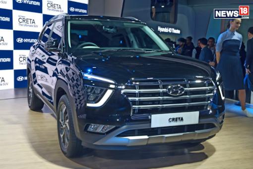 All-New Hyundai Creta. (Image:Arjit Garg/News18.com)