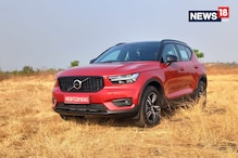 Volvo XC40 T4 R-Design SUV Available at a Massive Rs 3 Lakh Discount in India