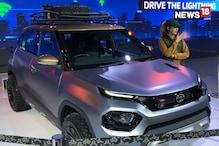 Auto Expo 2020: Tata HBX Concept Micro-SUV   First Look