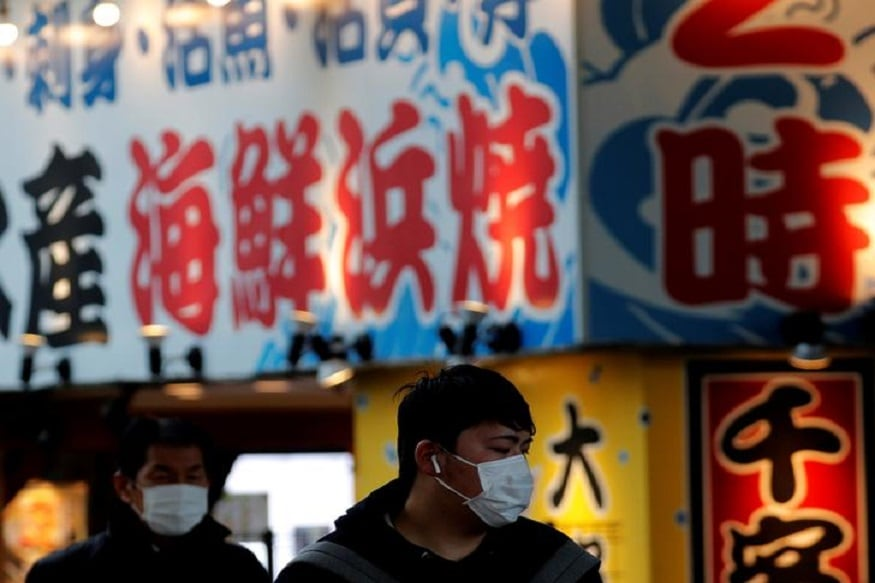 Japan Economy Logs Worst Drop in Over Five Years as Coronavirus Outbreak Hits Business