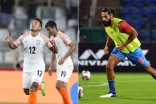 Sandesh Jhingan, Jeje Lalpekhlua Called for National Camp After Injury Lay-offs