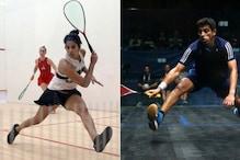 Asian Team Squash Championships: Saurav Ghosal, Joshna Chinappa to Lead Indian Teams