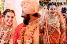 Kamya Panjabi and Shalabh Dang Getting Hitched During Valentine Week is Pure Love, See Wedding Pics