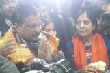 Kejriwal's Hanuman Temple Visits Not New, He Has Been Coming Since 2013, Says Priest Over Row